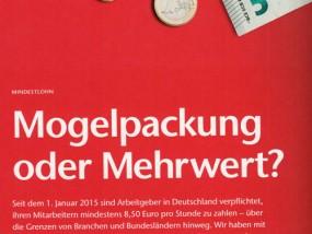 Green Magazin (Abbildung: Fleurop)