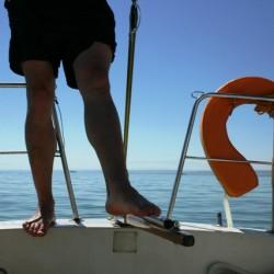 Führung will gelernt sein, auf dem Wasser wie auf dem Land (Foto: Jan Thomas Otte)