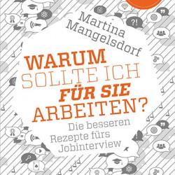 Vorstellungsgespräche - und wie wir uns am besten darauf vorbereiten (Cover: Campus Verlag)